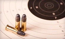 Shooting-Range Outings at Bear Arms Shooting Range (Up to 67% Off). Five Options Available.