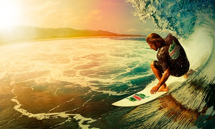 Sumol Surf Camp — Ericeira: passe individual de 3 dias para o Sumol Surf Camp por 99€