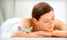 One or Two Swedish or Deep-Tissue Massages with Optional Foot Treatment at Waterfalls Wellness Center (Up to 53% Off)