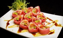 $20 for $40 Worth of Asian Cuisine at Wok and Roll