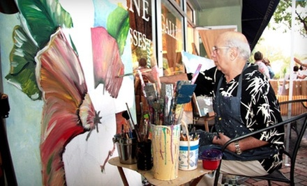 One or Two Art Classes for Adults or Children at Talin Tropic Co. (Up to 61% Off)