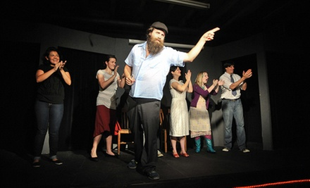 $59 for an 8 Week Beginners' Improv or Sketch Course at The New Movement (Up to $200 Value)