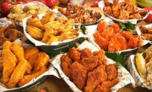 $15 for $30 Worth of Wings, Strips, and Sides at Wingstop
