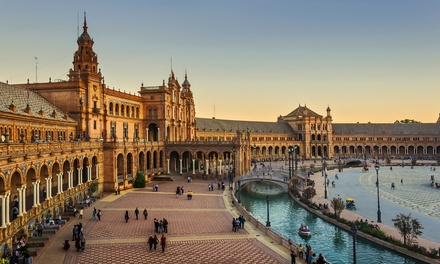 groupon daily deal - ✈ 8-Day Spanish Vacation with Air from Key Tours Vacations; Price/person Based on Double Occupancy.