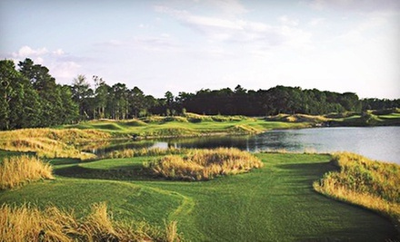 18-Hole Round of Golf for One or Two on the Man O'War Course at Glen Riddle Golf Club (Up to 63% Off)
