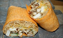 $8 for $16 Worth of Mediterranean Cuisine at Pita's Republic