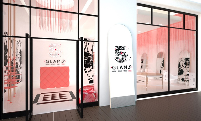 Glam Five - Cape Town: Full Manicure and Pedicure at Glam Five