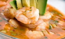 $10 for $20 Worth of Mexican Seafood Cuisine at Mariscos El Costeno