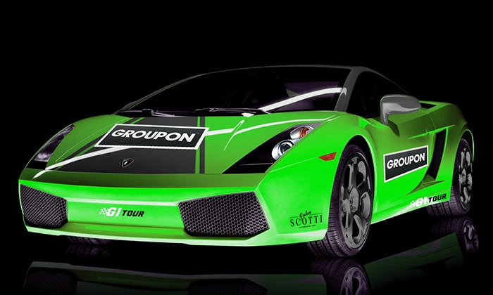 G1 Tour - Montreal: $69 for Two Laps Behind the Wheel of a Luxury Car with G1 Tour (Up to $599 Value)