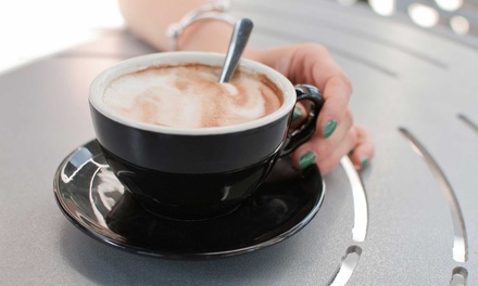 $10 for Five Groupons, Each Good for $4 Worth of Coffee and Treats at Miracle Coffee ($20 Value)
