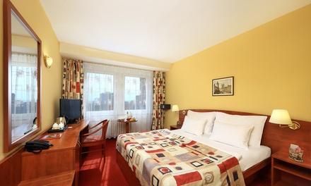 Praga: 1, 2 ou 3 noites para duas pessoas com pequeno-almoço desde 43 € no Hotel Duo 4*