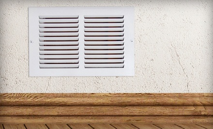 $49 for Air-Duct Cleaning with Furnace Inspection and Dryer-Vent Cleaning from Green Heat Services ($299 Value)