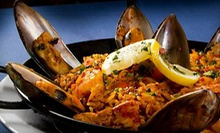 Latin Fusion Food for Lunch or Dinner at Las Brisas (Half Off)