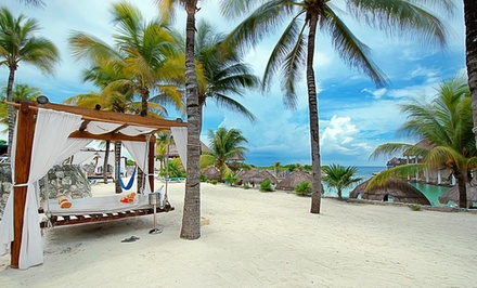 5-Night, All-Inclusive Stay with Airfare from CheapCaribbean.com. Incl. Tax/Fees. Price/Person Based on Double Occupancy