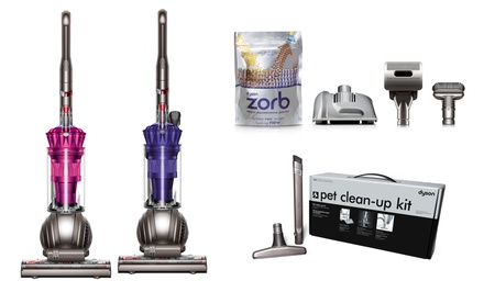 Dyson DC41 Multifloor Bagless Upright Vacuum (Refurbished) with Optional Tool or Accessory Kit Bundles $199.99–$219.99