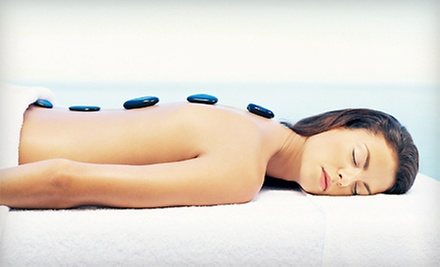 One or Three 60-Minute Swedish or Hot Stone Massages at Natural Body & Soul Massage (Up to 63% Off)