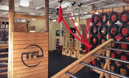 5 or 10 Boot-Camp Classes at The Fitness Loft (Up to 76% Off)