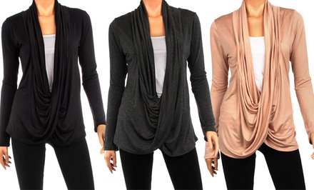 3-Pack Criss Cross Cardigan