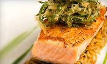 Upscale Prix Fixe Meal for Two or Four at The Beach House – Cardiff by the Sea (Up to 60% Off)
