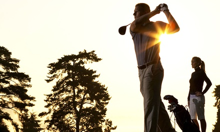 Two Rounds of Golf with Cart and Range Balls at Chardonnay Golf Club (Up to 47% Off). Two Options Available.