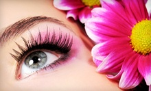 $75 for a Full Set of Eyelash Extensions at Exquisite Nail Boutique ($150 Value)