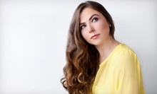 Haircut and Style with Option for Full or Partial Highlights at Studio 210 Salon (Up to 61% Off)