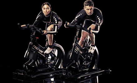 5 or 10 Spin Classes at Lean Ryde (Up to 64% Off)