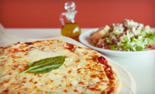 Pizza, Sandwiches, and Pasta at Pedone's Pizza (Half Off). Two Options Available.