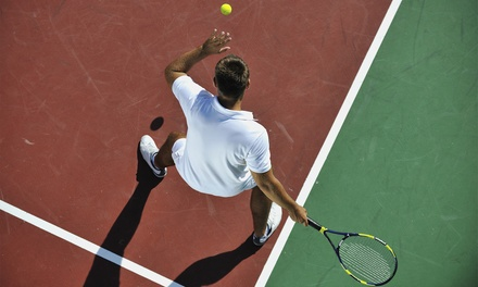 Two Kids Lessons or Two or Four Beginner Adult Tennis Lessons at KS Tennis (Up to 51% Off)