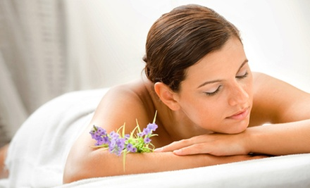 60-Minute Four-Handed Aromatherapy Massage or Couples Massage at World of Health (64% Off)