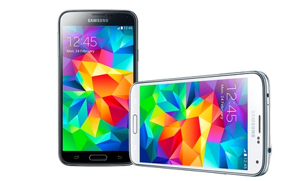 Samsung Galaxy S5 de 16 GB e ecrã full HD de 5,1' desde 369€