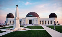 $49 for a One-Year Star-Level Membership; Friends Of The Observatory at Griffith Observatory ($100 Value)
