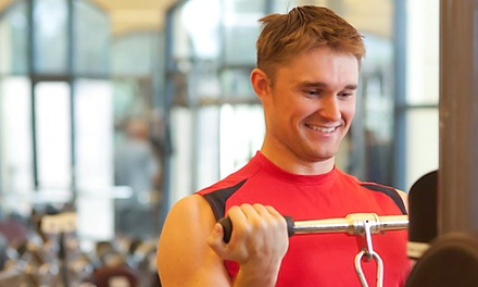 $49 for One-Month Gym Membership and One Personal-Training Session at Parkpoint Health Club ($130 Value)