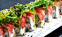 Japanese Cuisine for Two or Four or More at Ikura Sushi Lounge (Half Off)