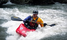 One-Day Introductory Whitewater-Kayaking Course for One, Two, or Four from Philadelphia Canoe Club (Up to 55% Off)