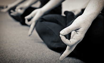 $39 for 10 Drop-In Yoga, Pilates, or Barre Classes at The Movement Center ($100 Value)
