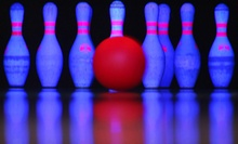 C$20 for Bowling for Up to Six with Shoe Rental at Hunter's Bowling Centres (Up to C$46 Value)