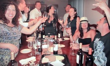 "$39 for a ""Vino With Amigos"" In-Home Wine Tasting for Up to 12 from Vino Latino USA (Up to $300 Value)"
