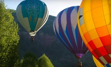 $349 for a Hot Air Balloon Flight for Two from Virginia Balloons, LLC ($998 Value)