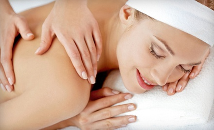 Massage and Spa Services at Elite Body Spa & Laser Center and Salon Nikol (Up to 51% Off). Three Options Available.