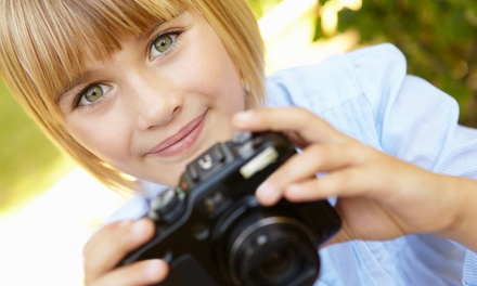 60-Minute Outdoor Photo Shoot with Wardrobe Changes and Digital Images from SS Shutterbug Photography (69% Off)
