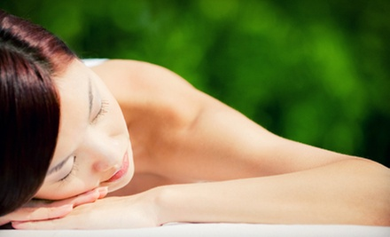 One Week of Spa Services with One or Two Spray Tans at Planet Beach Contempo Spa (Up to 77% Off)
