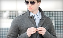 $225 for Tom Ford Marko TF144 Sunglasses at NVision Unlimited Eyewear ($450 Value)