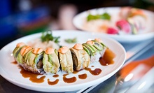 $10 for $20 Worth of Japanese Cuisine for Dinner at Maguro: Sushi &amp; Steakhouse