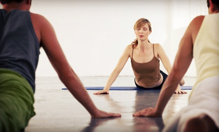 5 or 10 Yoga Classes at Amherst Yoga (Up to 82% Off)