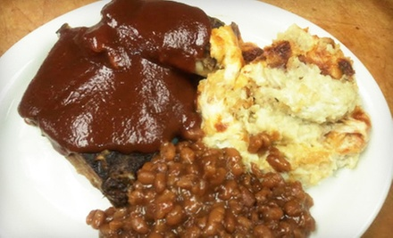 $10 for $20 Worth of Czech and American Food at The Blue Toad