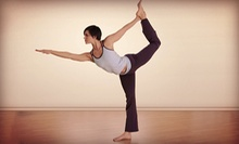 10 Hot-Yoga Classes or One Month of Unlimited Yoga Classes at Bikram Yoga Stoughton (Up to 70% Off)