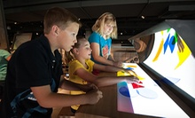 $20 for Four General Admission Tickets to The Mobius Science Center (Up to $40 Value)