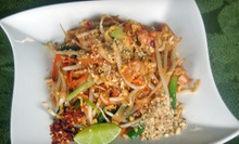 $40 for a Three-Course Thai Cooking Class at fuAsian ($90 Value)