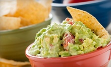 Mexican Dinner for Two Sunday–Thursday or Friday–Saturday, or Appetizer and Four Drinks at Cinco De Mayo (Up to 54% Off)